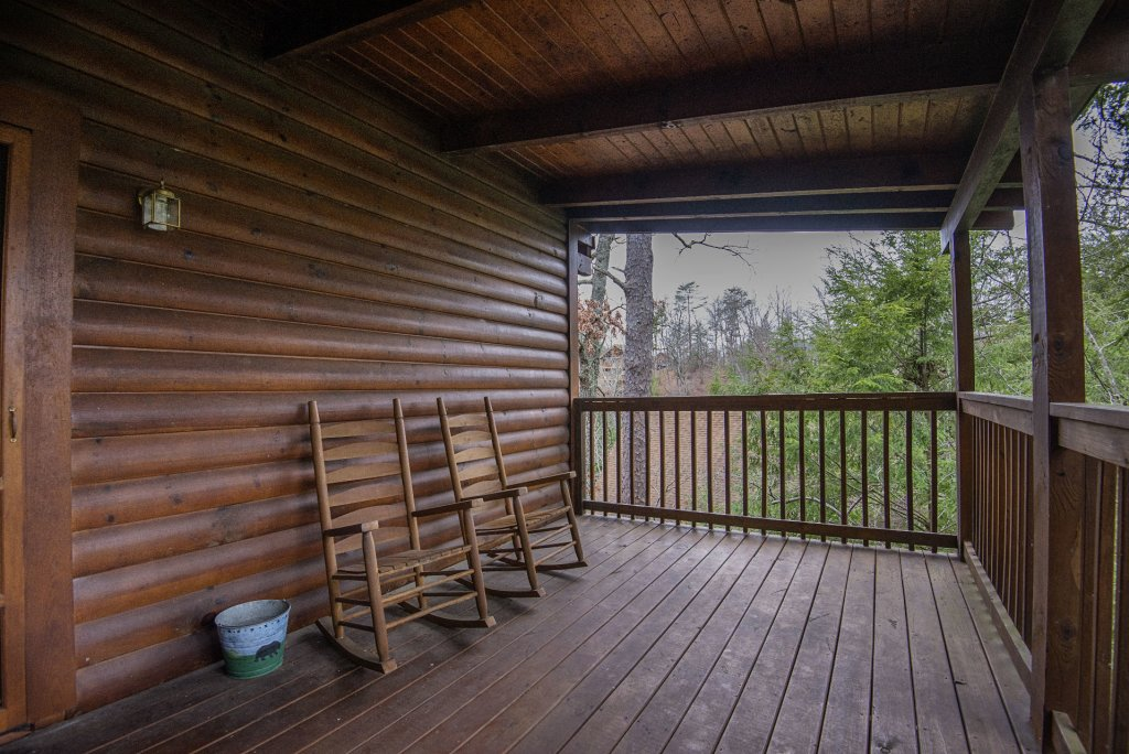 Photo of a Pigeon Forge Cabin named  The Getaway - This is the eighteenth photo in the set.