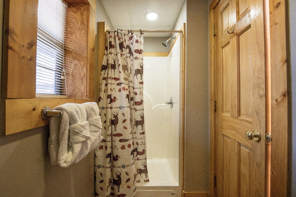 Photo of a Pigeon Forge Cabin named  Savage Loft (was Sweet Serenity) - This is the twenty-third photo in the set.