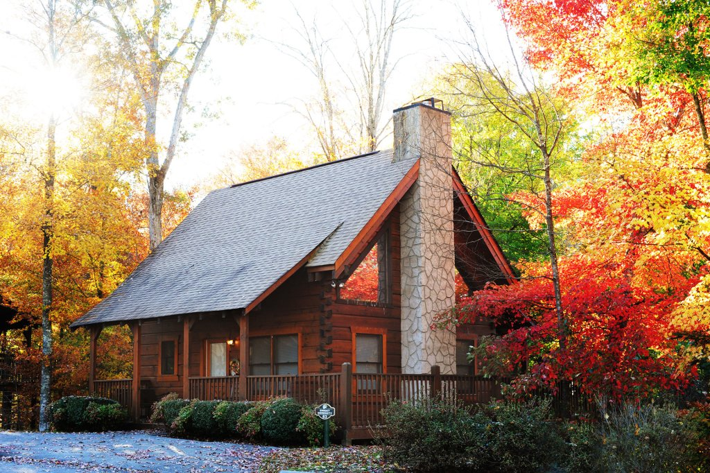 Photo of a Pigeon Forge Cabin named  Savage Loft (was Sweet Serenity) - This is the thirtieth photo in the set.