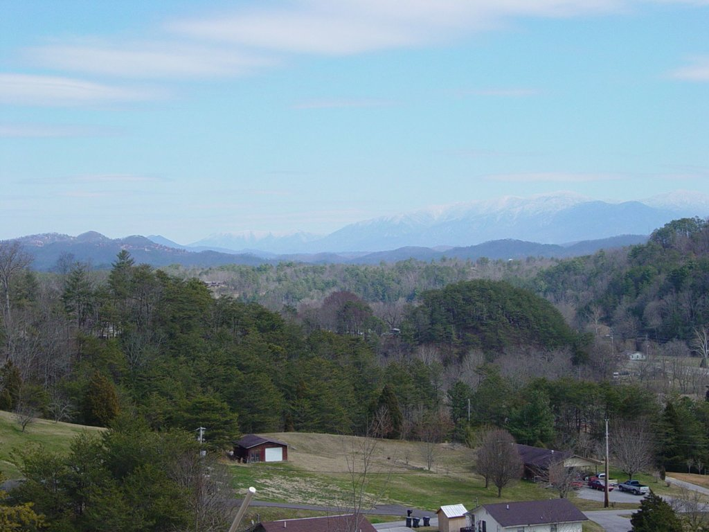 Photo of a Sevierville Cabin named  Wagon Wheel Lodge - This is the second photo in the set.