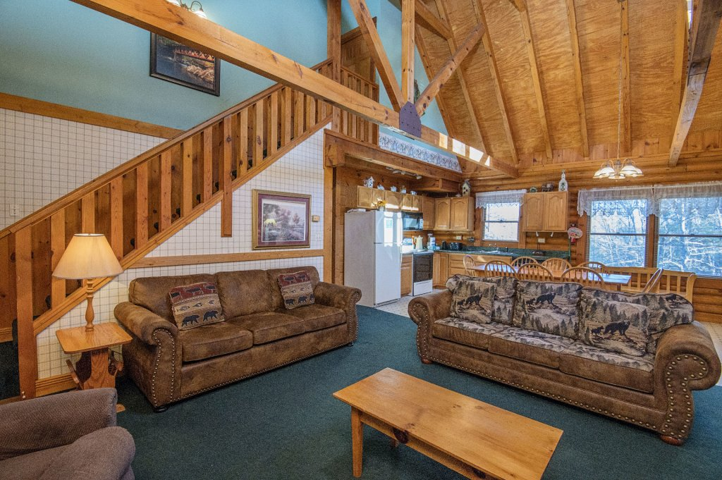 Photo of a Pigeon Forge Cabin named  Virginia's Villa - This is the twelfth photo in the set.
