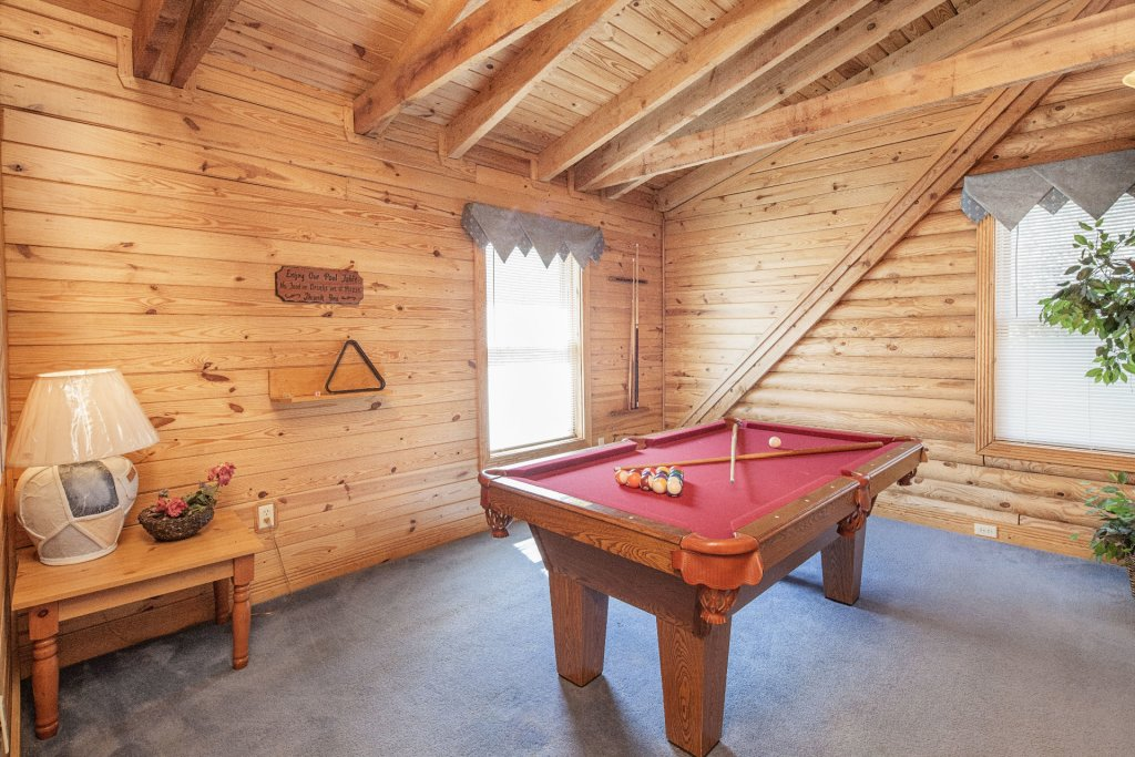 Photo of a Pigeon Forge Cabin named  Ganma's Getaway - This is the ninth photo in the set.