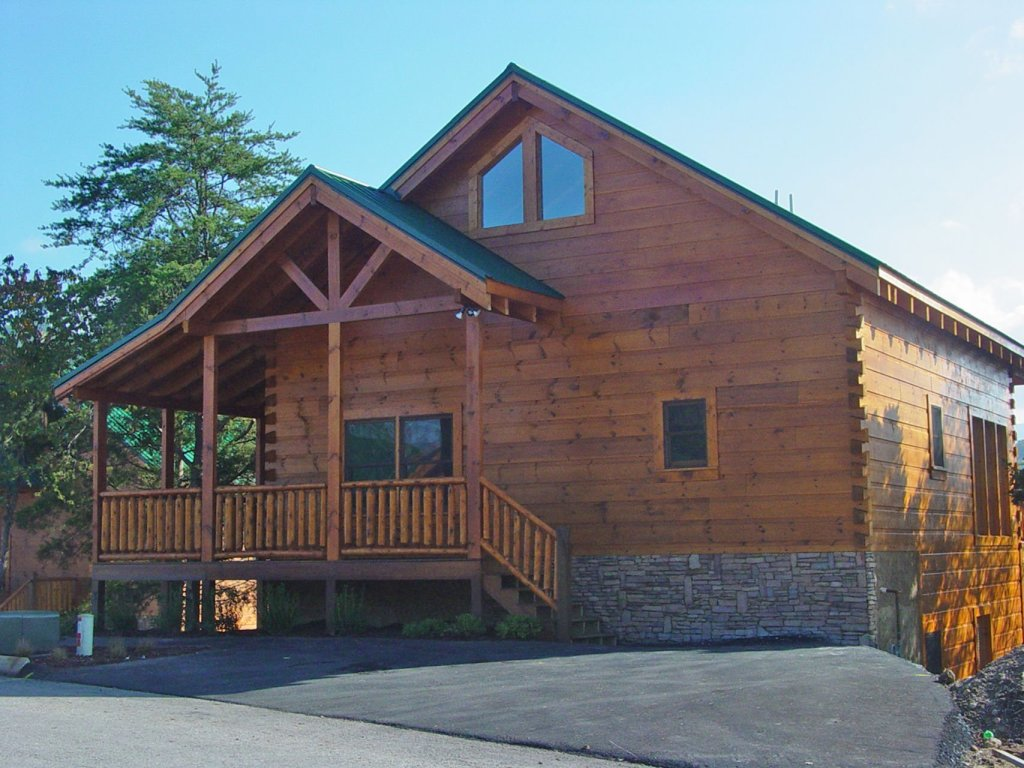 Photo of a Sevierville Cabin named  Sweet Escape - This is the first photo in the set.