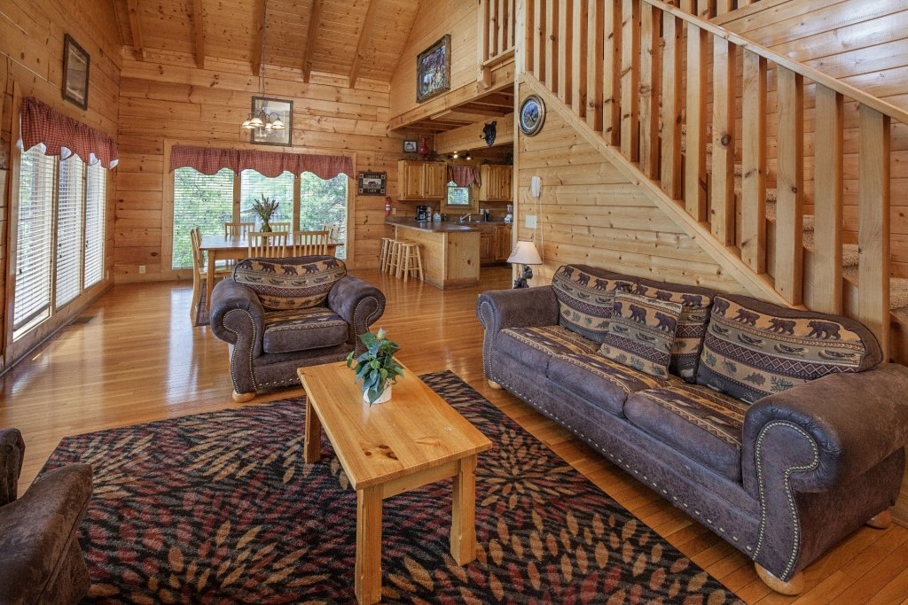 Photo of a Sevierville Cabin named  Sweet Escape - This is the fourth photo in the set.