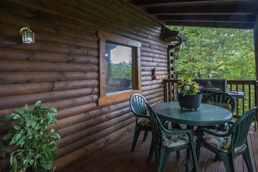 Photo of a Pigeon Forge Cabin named  Barbara's View - This is the seventeenth photo in the set.