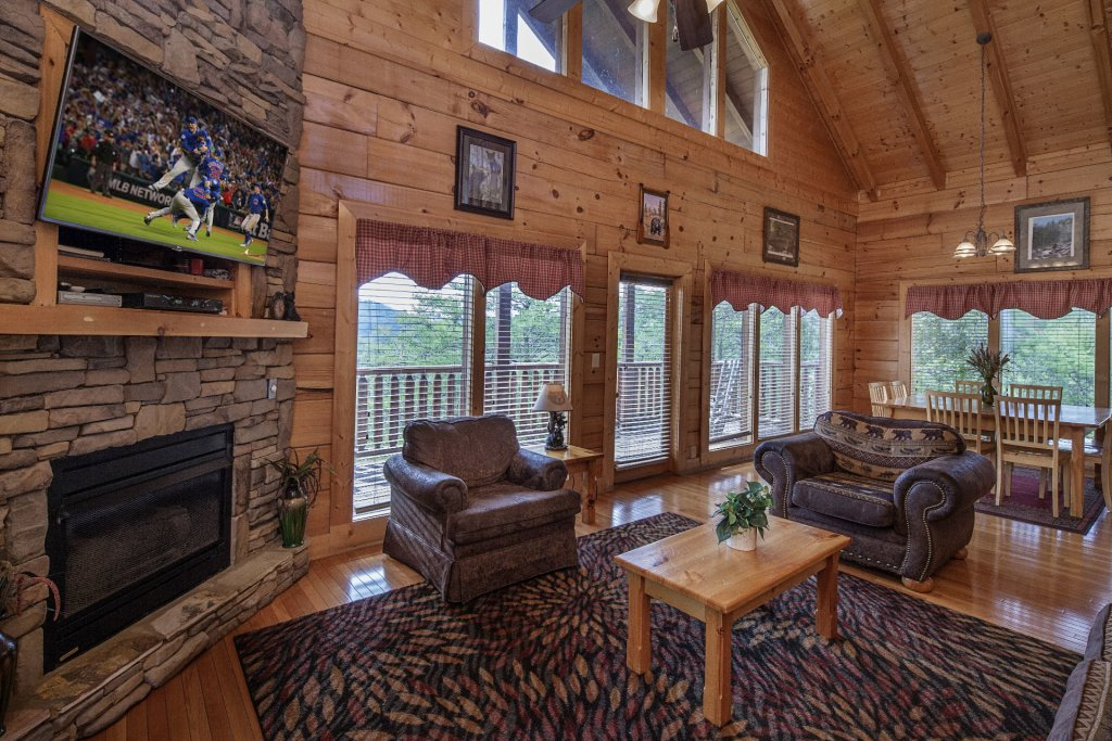 Photo of a Sevierville Cabin named  Sweet Escape - This is the eighth photo in the set.