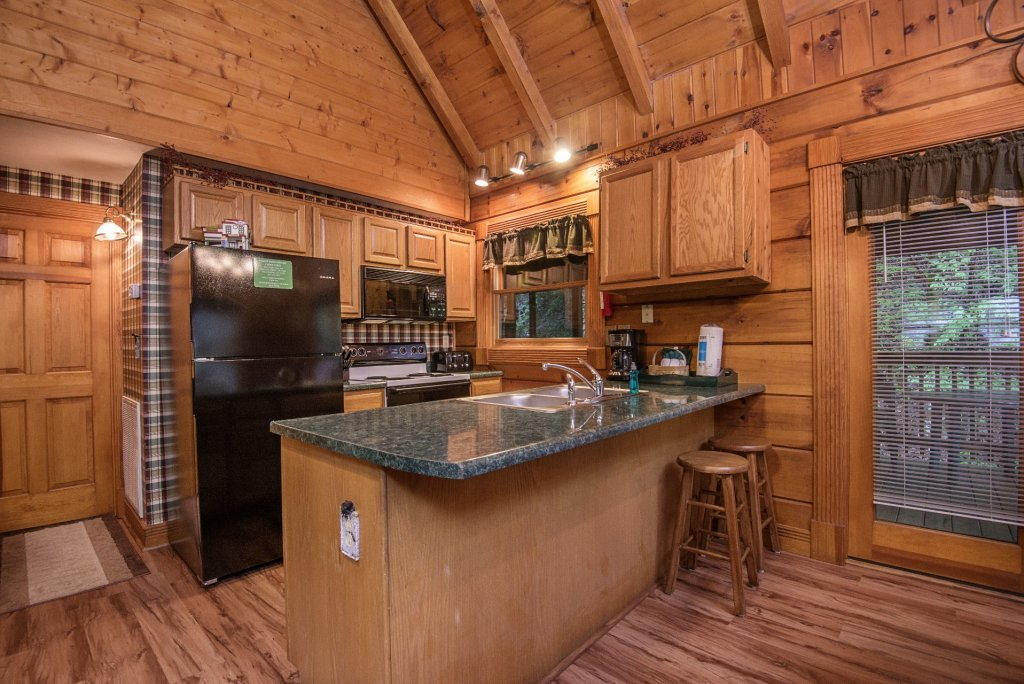 Photo of a Pigeon Forge Cabin named  Natures Grace Retreat - This is the ninth photo in the set.