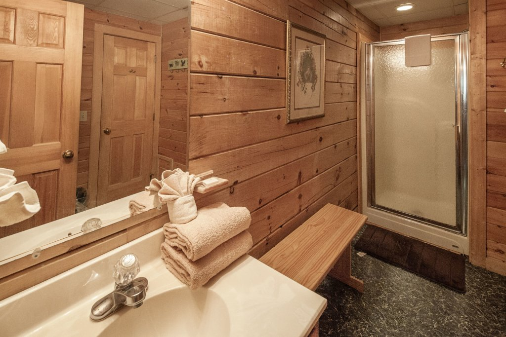 Photo of a Pigeon Forge Cabin named  Gerrald's Chalet - This is the fourteenth photo in the set.