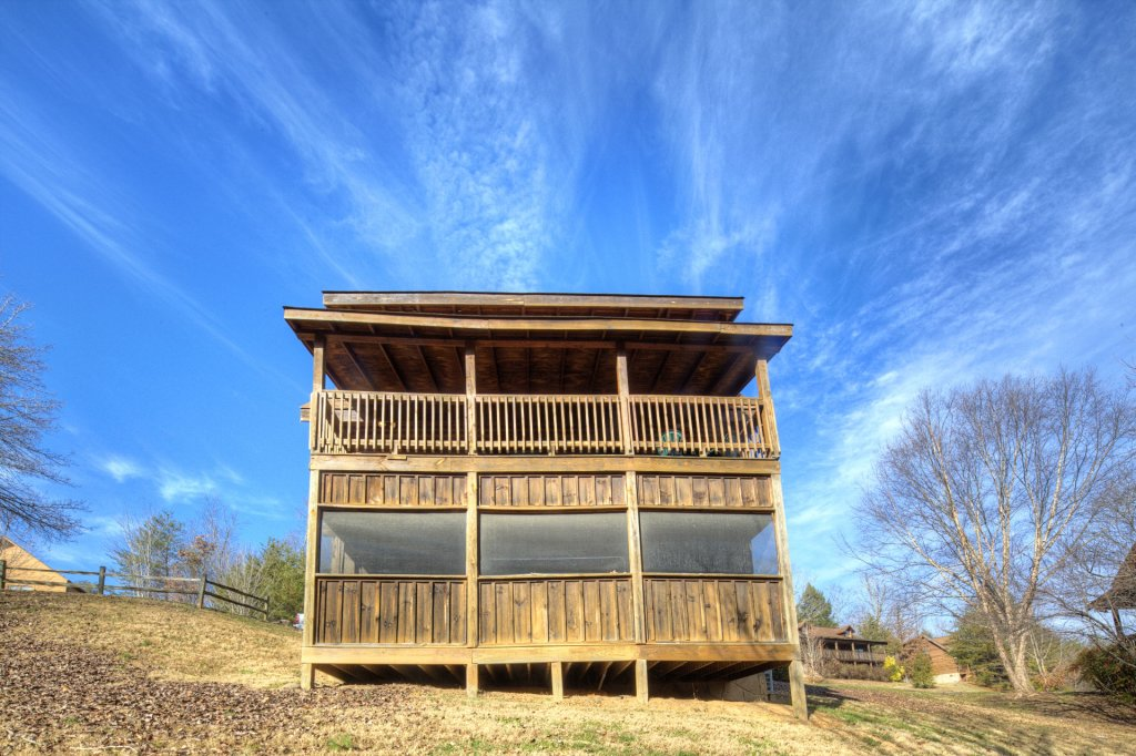 Photo of a Pigeon Forge Cabin named  Ganma's Getaway - This is the nineteenth photo in the set.