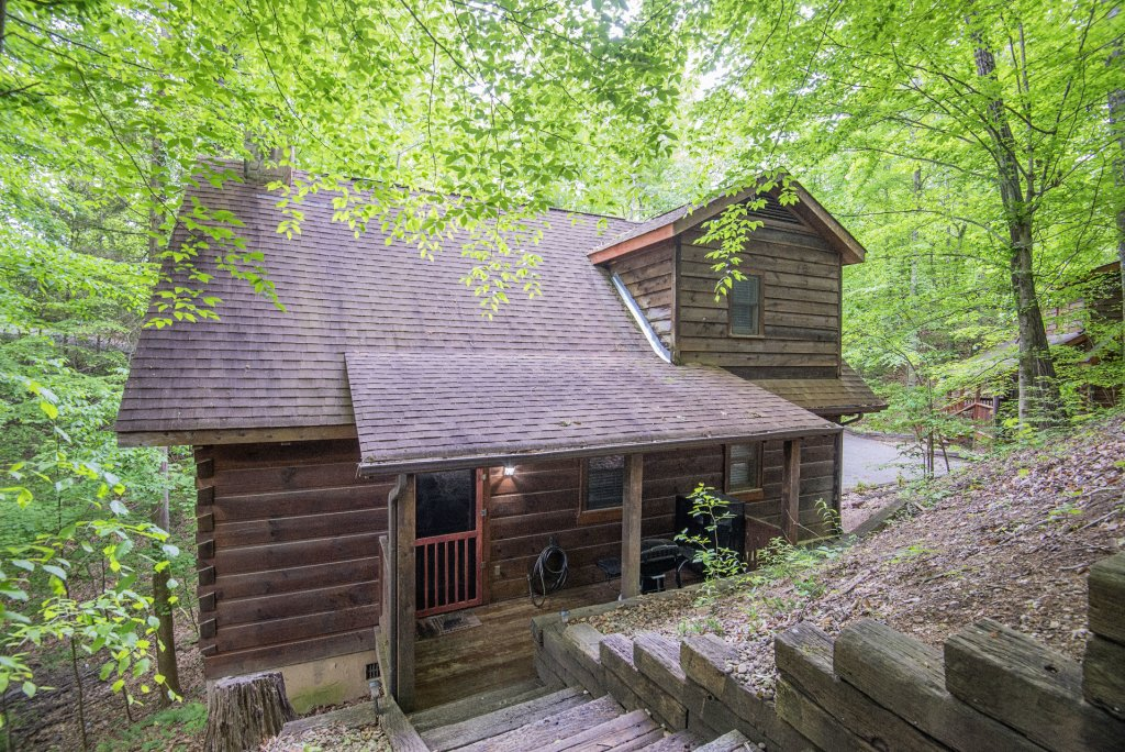 Photo of a Pigeon Forge Cabin named Er96 Squirrel's Leap - This is the ninth photo in the set.