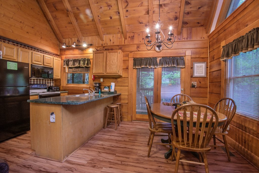 Photo of a Pigeon Forge Cabin named  Natures Grace Retreat - This is the tenth photo in the set.