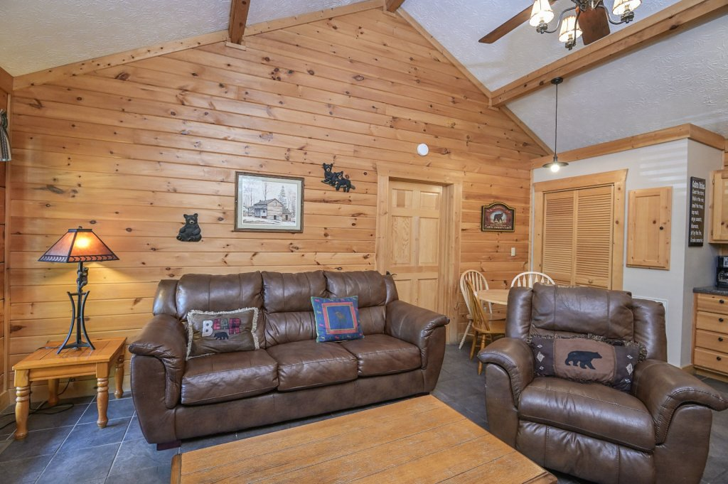 Photo of a Pigeon Forge Cabin named  Eagle's Hideaway - This is the fourth photo in the set.