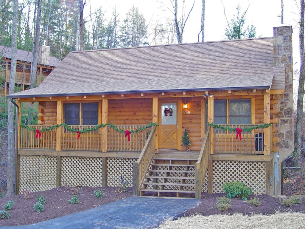 Photo of a Pigeon Forge Cabin named  Country Charm - This is the eleventh photo in the set.