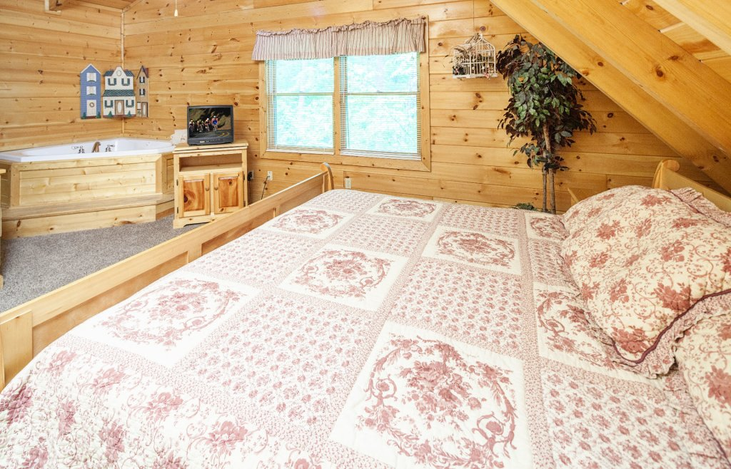 Photo of a Pigeon Forge Cabin named  Bear Right Inn - This is the thirtieth photo in the set.