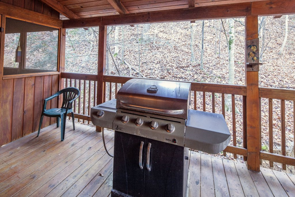 Photo of a Pigeon Forge Cabin named  Natures Grace Retreat - This is the twenty-ninth photo in the set.