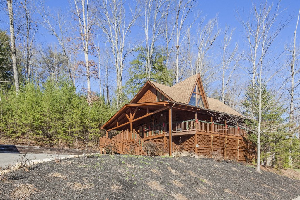 Photo of a Pigeon Forge Cabin named  Soaring Eagles - This is the first photo in the set.