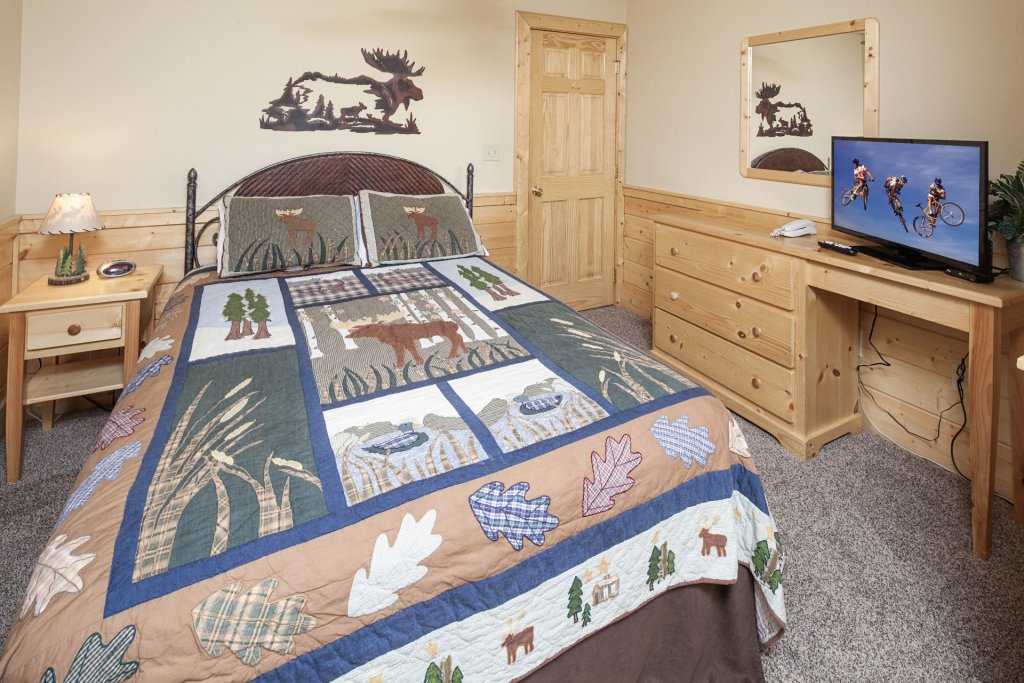 Photo of a Pigeon Forge Cabin named  Bear Right Inn - This is the sixteenth photo in the set.