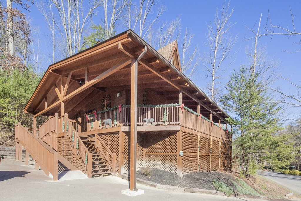 Photo of a Pigeon Forge Cabin named  Soaring Eagles - This is the twentieth photo in the set.