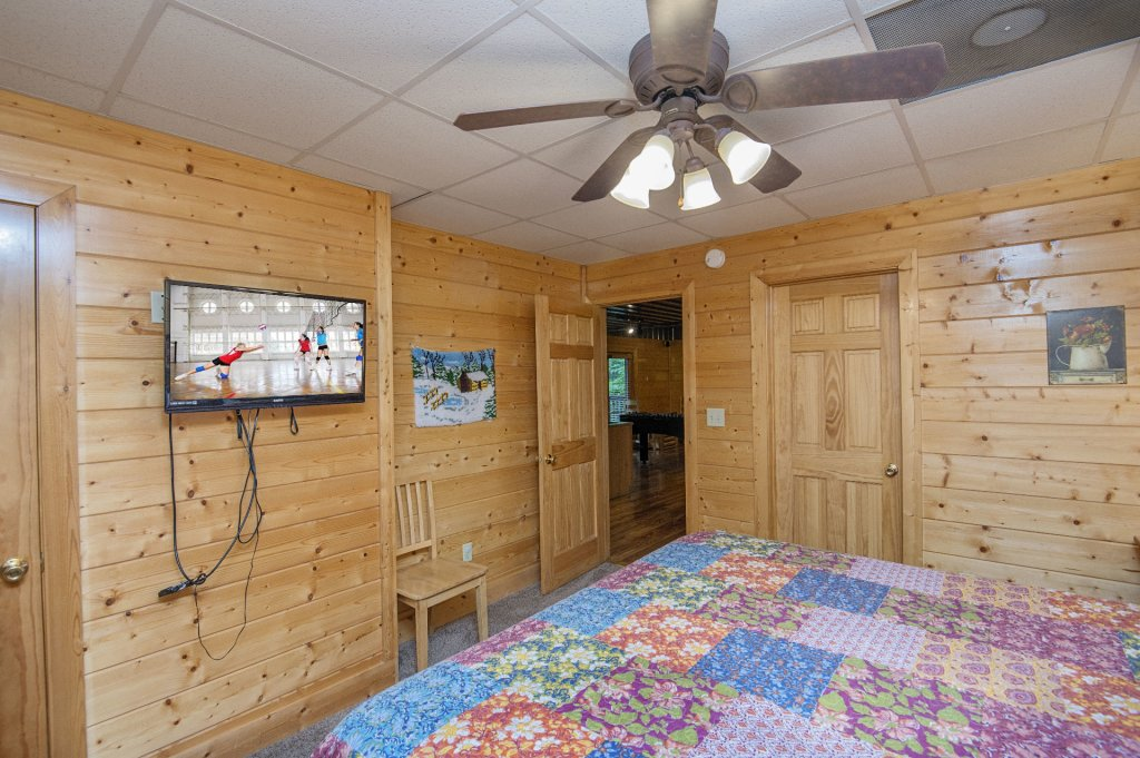 Photo of a Sevierville Cabin named  Mountain Majesty - This is the forty-eighth photo in the set.