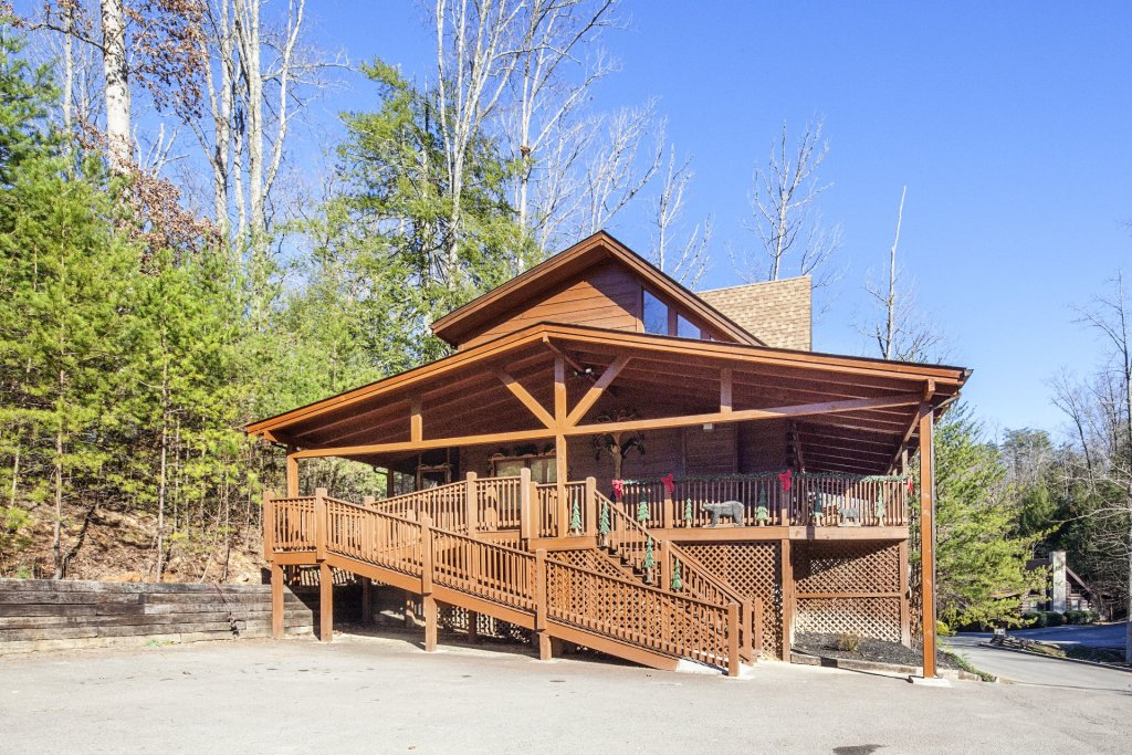 Photo of a Pigeon Forge Cabin named  Soaring Eagles - This is the twenty-first photo in the set.