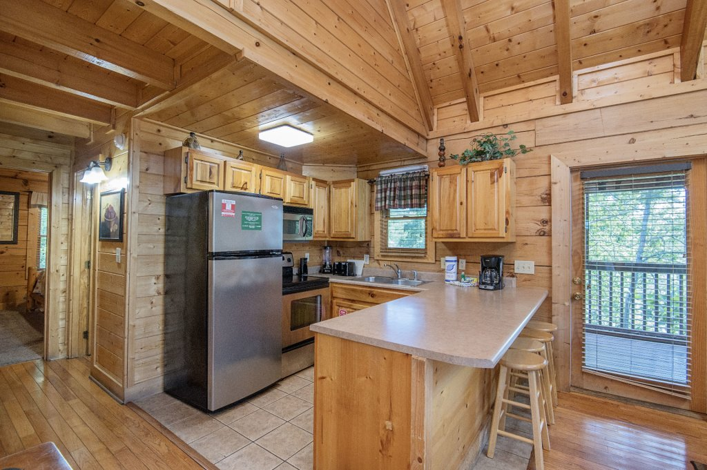 Photo of a Sevierville Cabin named  Mountain Majesty - This is the twelfth photo in the set.