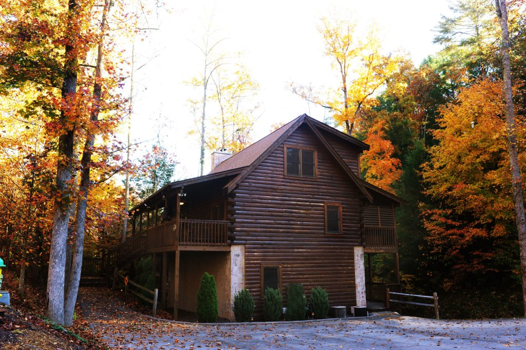 Photo of a Pigeon Forge Cabin named  Sweet Memories - This is the first photo in the set.