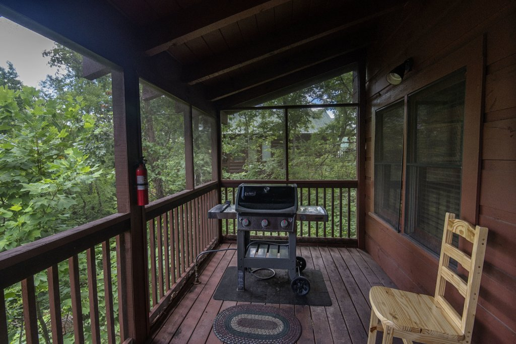 Photo of a Sevierville Cabin named  Mountain Majesty - This is the thirty-second photo in the set.