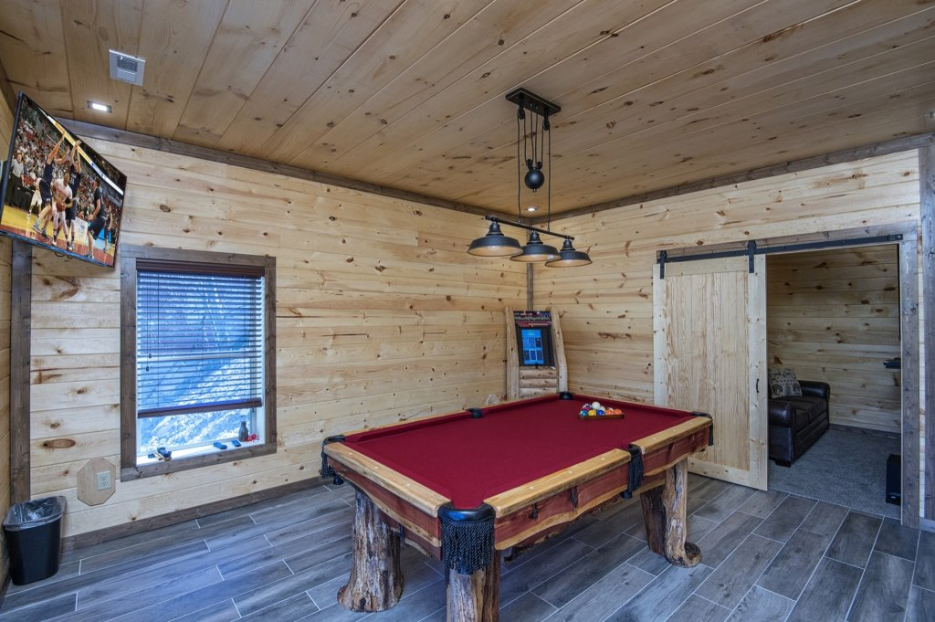 Photo of a Sevierville Cabin named  Smoky Oasis - This is the thirtieth photo in the set.