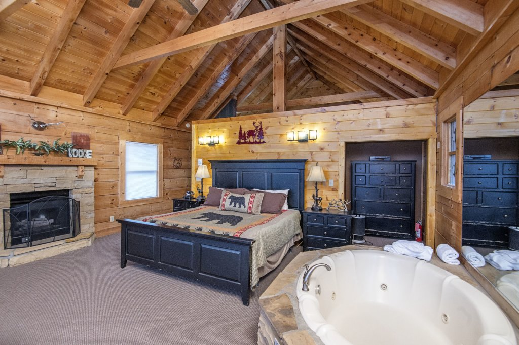 Photo of a Pigeon Forge Cabin named  Six Bear Lodge Cabin - This is the twelfth photo in the set.
