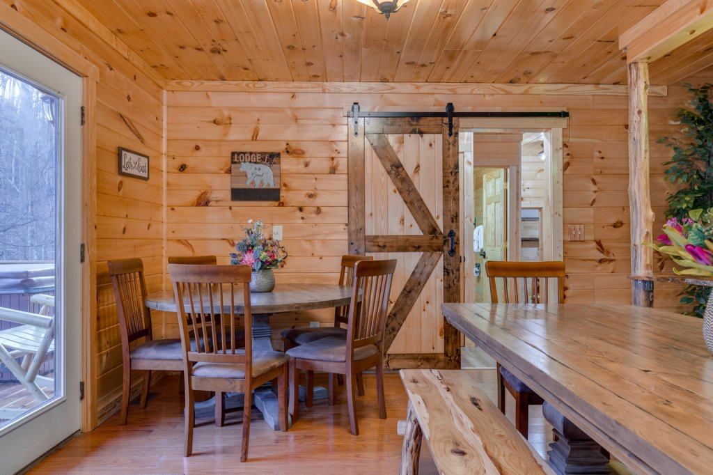 Photo of a Gatlinburg Cabin named Luxury Mountain Lodge - This is the ninth photo in the set.