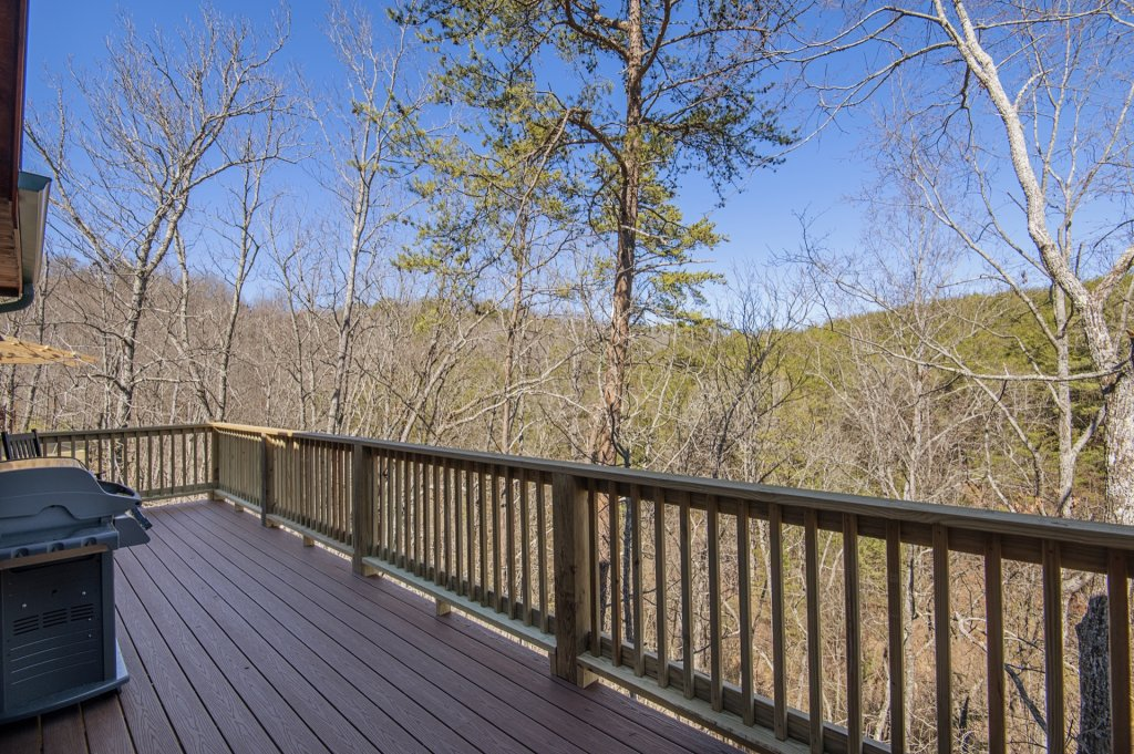 Photo of a Sevierville Cabin named  Smoky Oasis - This is the thirty-eighth photo in the set.