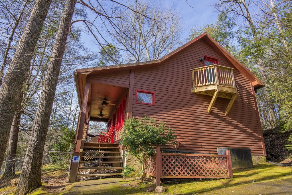 Photo of a Gatlinburg Cabin named Simple Pleasures - This is the twenty-seventh photo in the set.