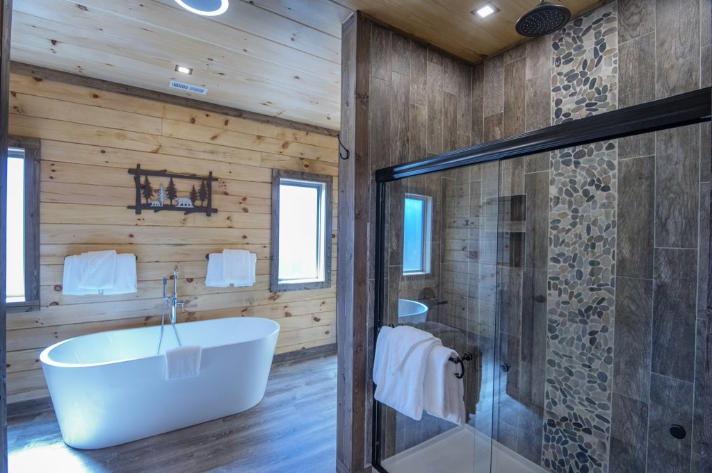 Photo of a Sevierville Cabin named  Smoky Oasis - This is the twenty-first photo in the set.