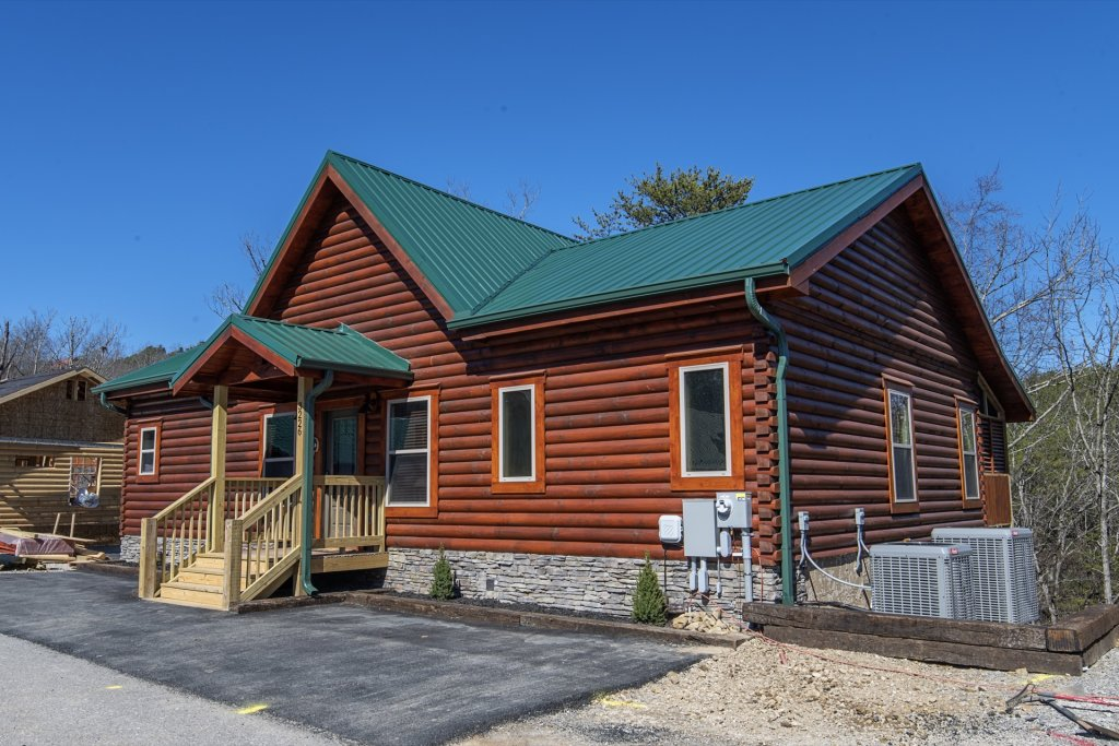 Photo of a Sevierville Cabin named  Smoky Oasis - This is the ninth photo in the set.