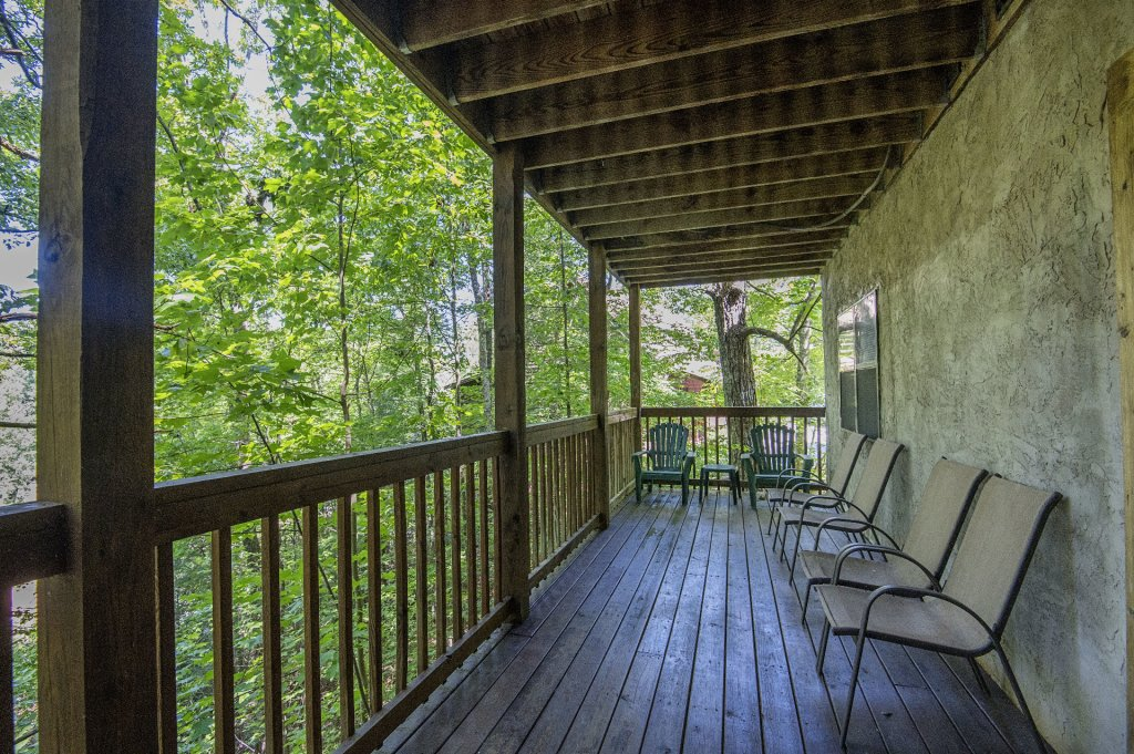 Photo of a Pigeon Forge Cabin named  Smoky Mountain Charm - This is the twenty-eighth photo in the set.