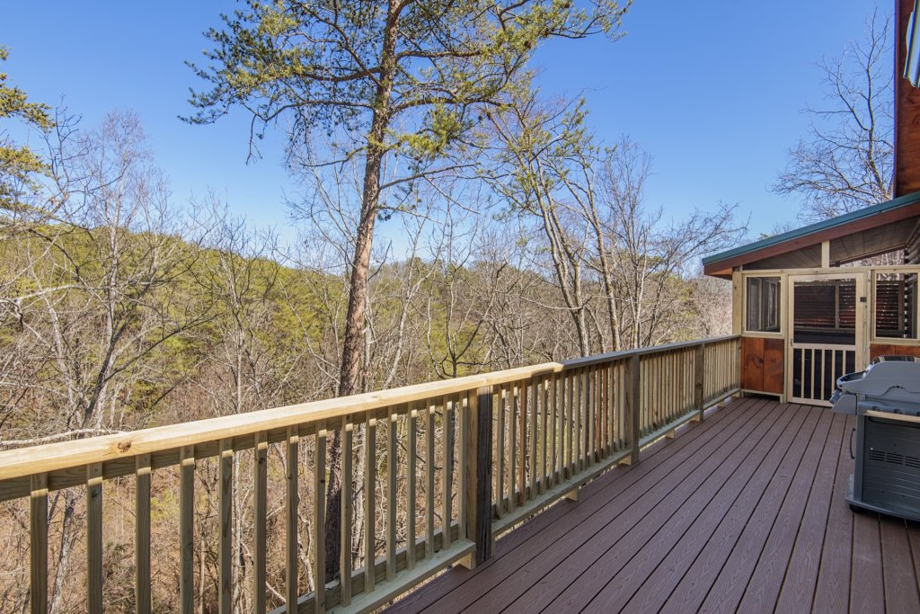 Photo of a Sevierville Cabin named  Smoky Oasis - This is the thirty-ninth photo in the set.
