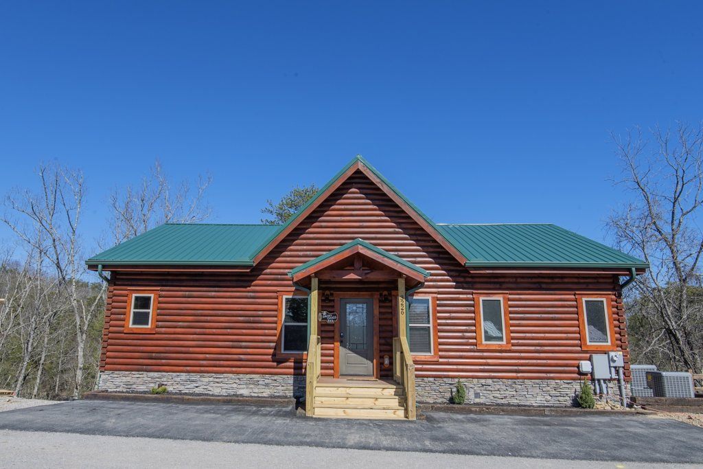 Photo of a Sevierville Cabin named  Smoky Oasis - This is the fortieth photo in the set.