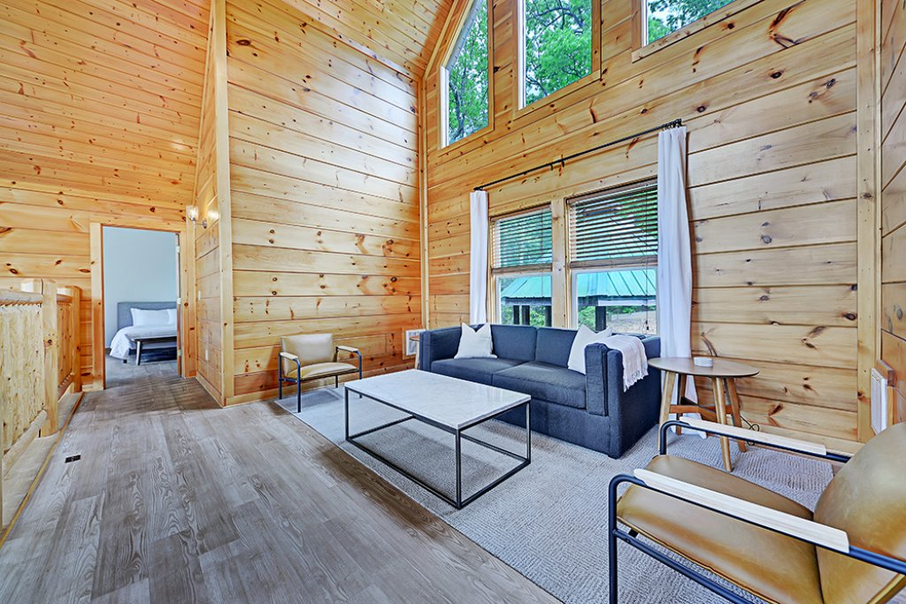 Photo of a Sevierville Cabin named One In A Million - This is the sixteenth photo in the set.