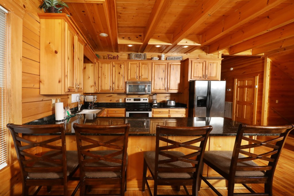 Photo of a Sevierville Cabin named Majestic Mountain Lodge - This is the ninety-seventh photo in the set.