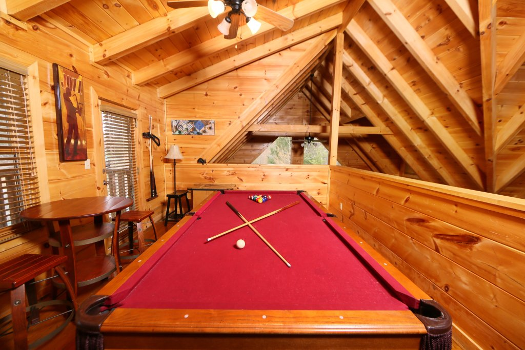 Photo of a Sevierville Cabin named Smoky Mountain Getaway - This is the thirteenth photo in the set.