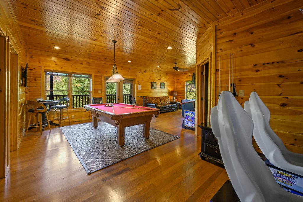 Photo of a Gatlinburg Cabin named Spark Of Life - This is the eightieth photo in the set.