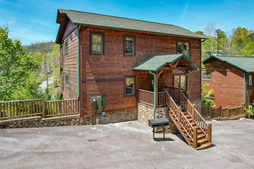 Photo of a Gatlinburg Cabin named Spark Of Life - This is the ninety-second photo in the set.
