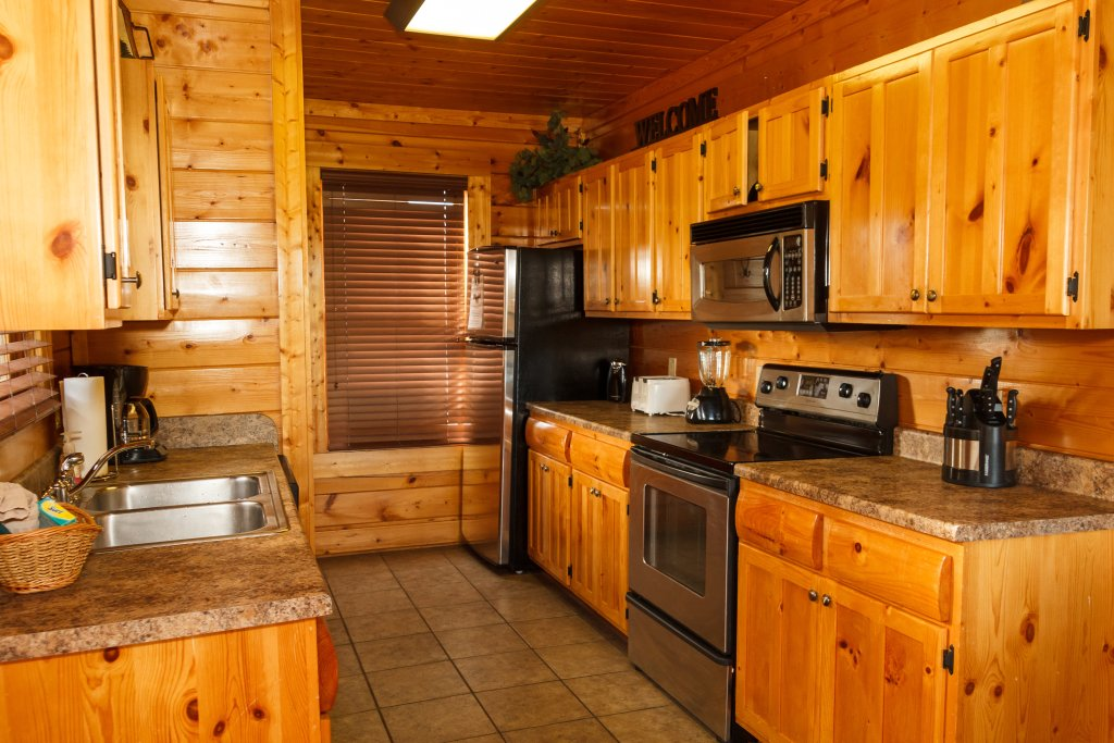 Photo of a Sevierville Cabin named Dream On High - This is the twenty-third photo in the set.