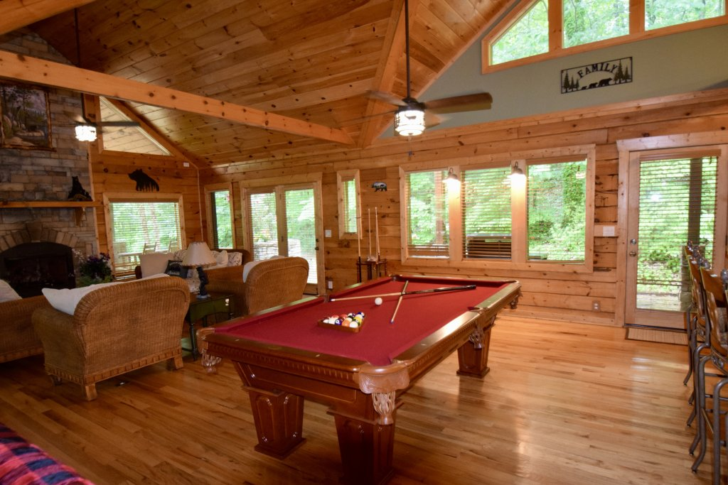 Photo of a Sevierville Cabin named Now And Forever - This is the eighth photo in the set.