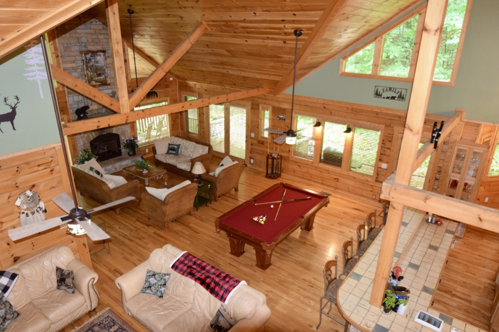 Photo of a Sevierville Cabin named Now And Forever - This is the tenth photo in the set.