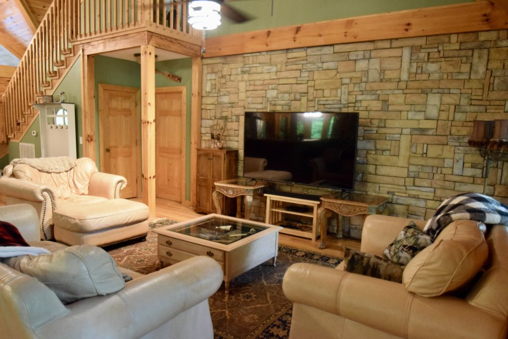 Photo of a Sevierville Cabin named Now And Forever - This is the fifth photo in the set.
