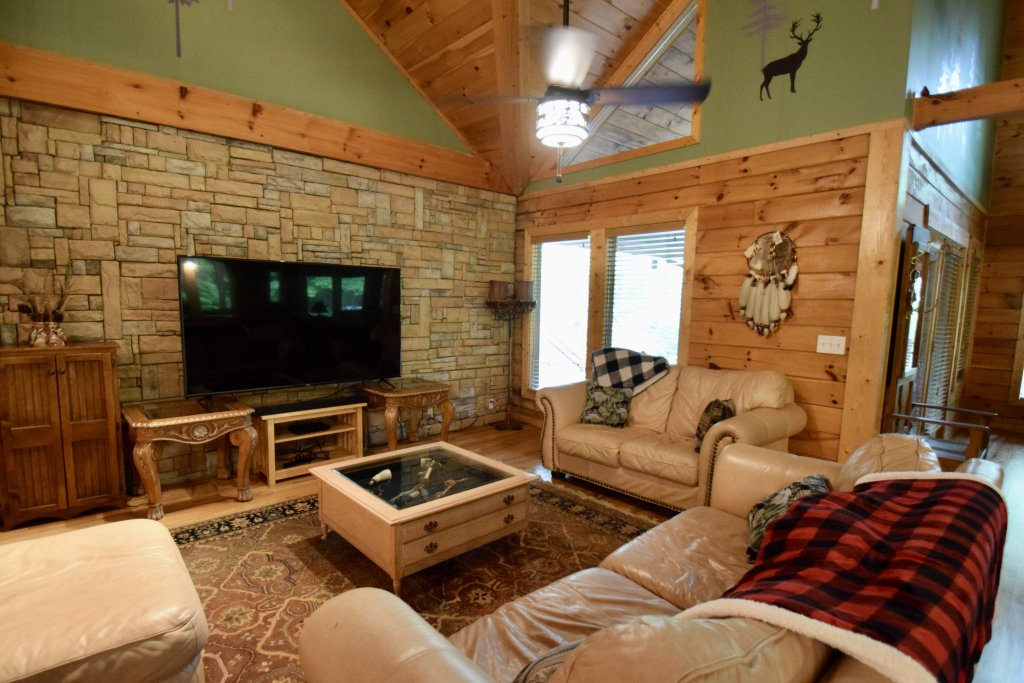 Photo of a Sevierville Cabin named Now And Forever - This is the fourth photo in the set.