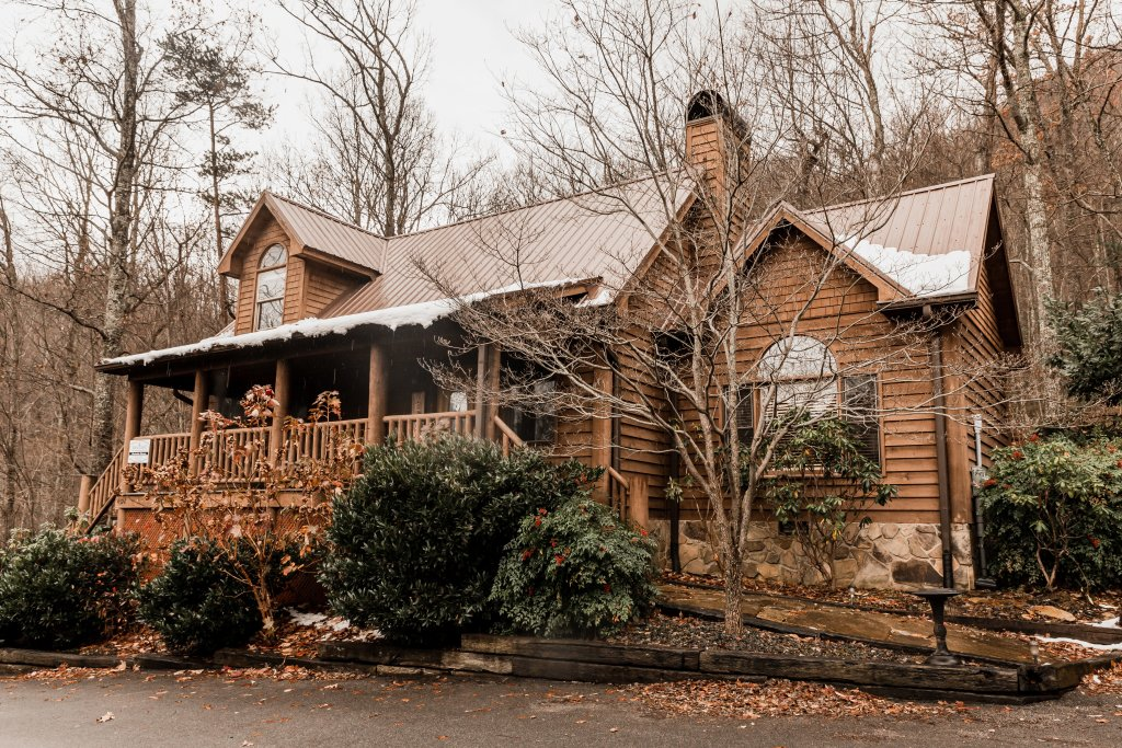 Photo of a Sevierville Cabin named A Sweet Retreat - This is the thirty-second photo in the set.