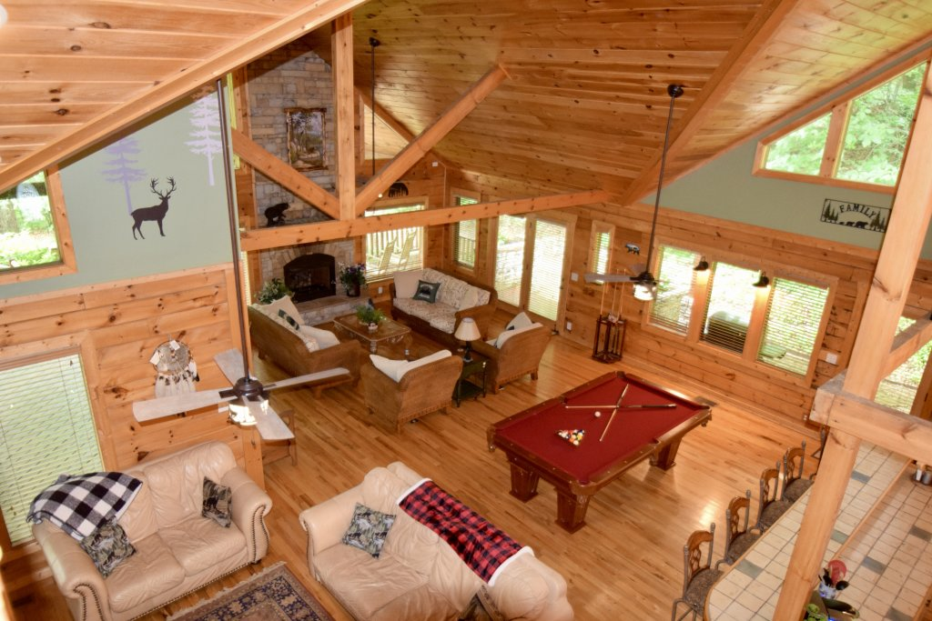 Photo of a Sevierville Cabin named Now And Forever - This is the ninth photo in the set.