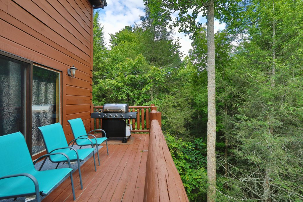 Photo of a Sevierville Cabin named Majestic Manor - This is the forty-eighth photo in the set.